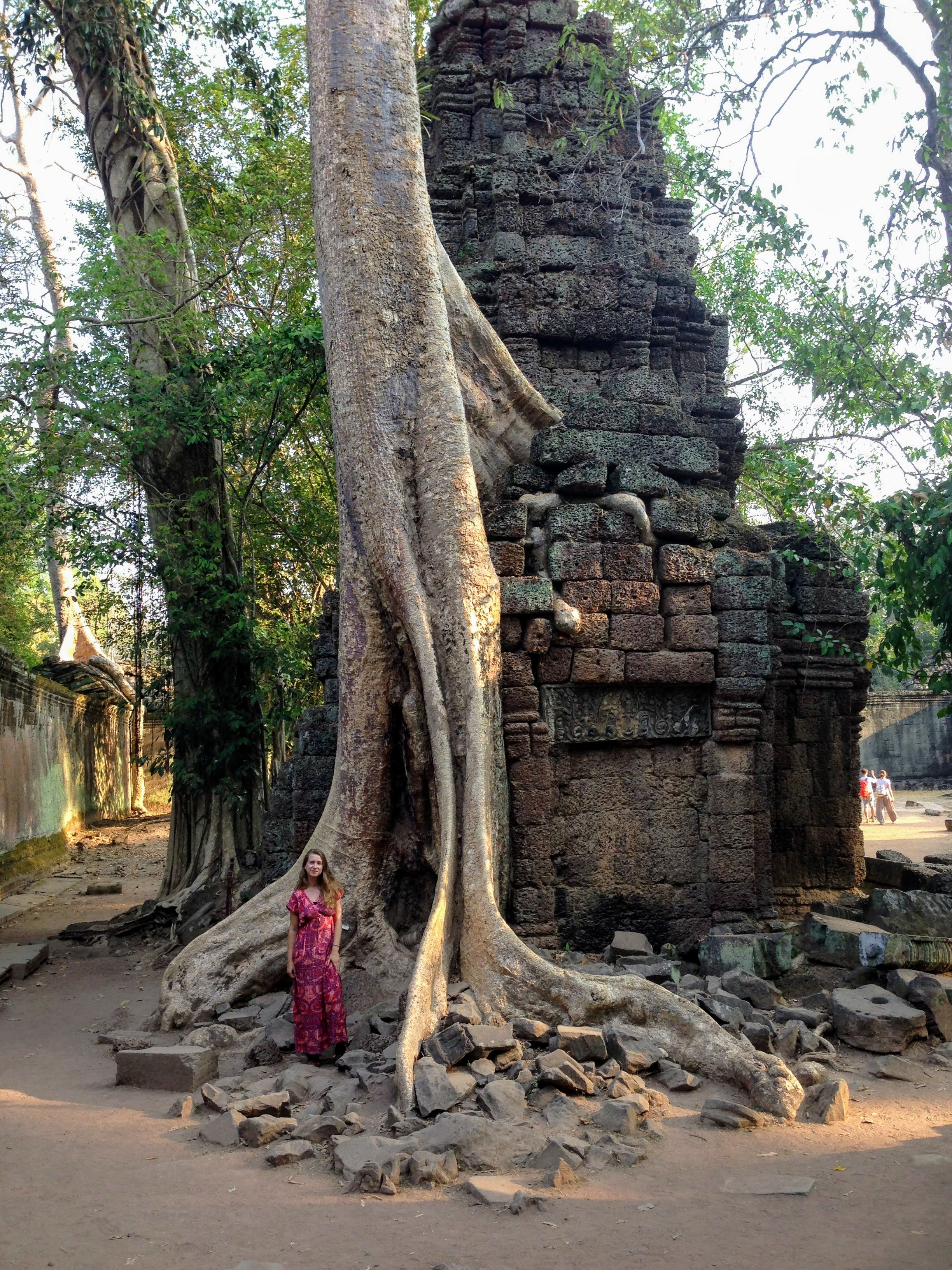 Cambodia Siem Reap Angkor Wat temples solo female travel