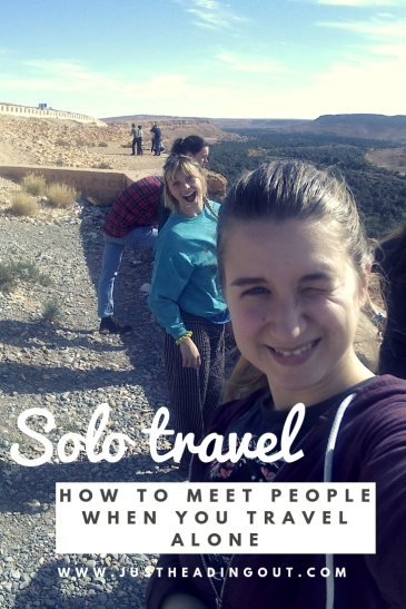 solo travel new friends travel buddies meeting people travel tips