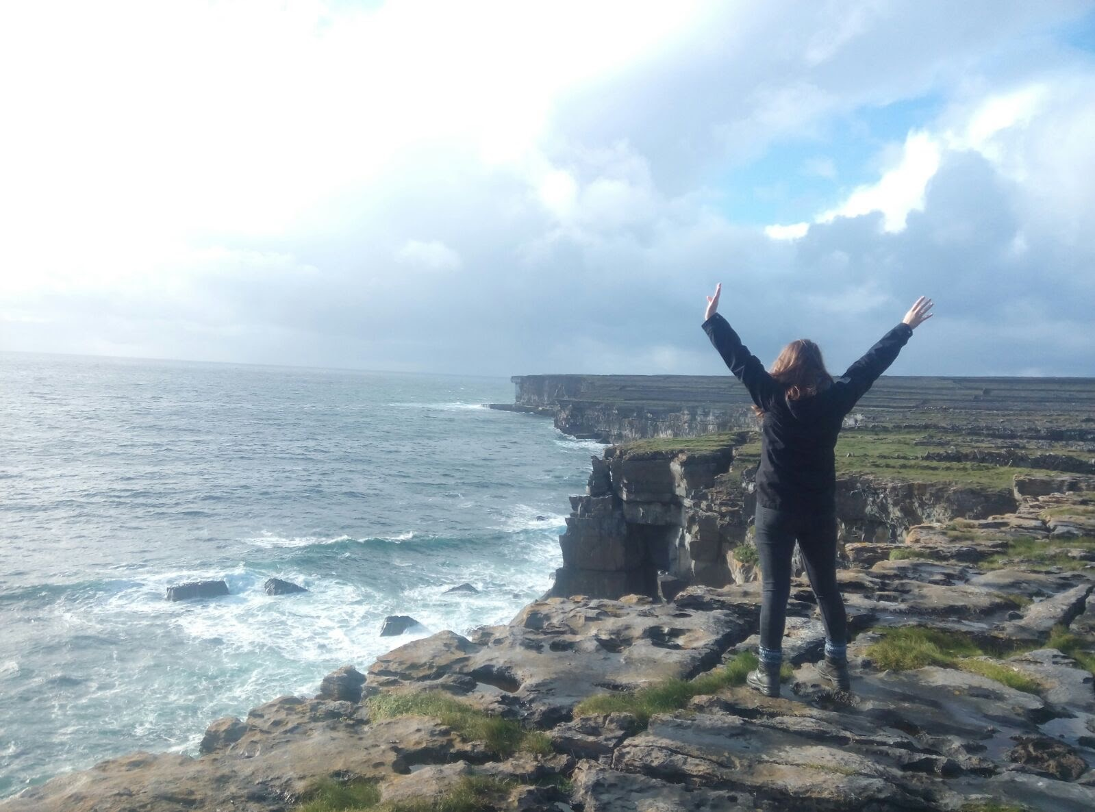 Aran Islands Inishmore Ireland solo travel