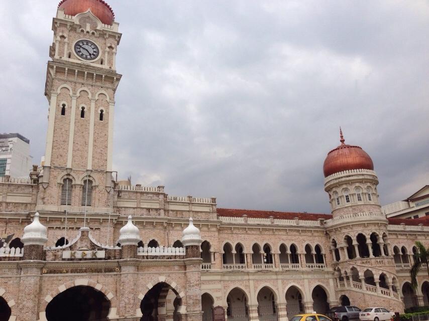 Kuala Lumpur Malaysia palace