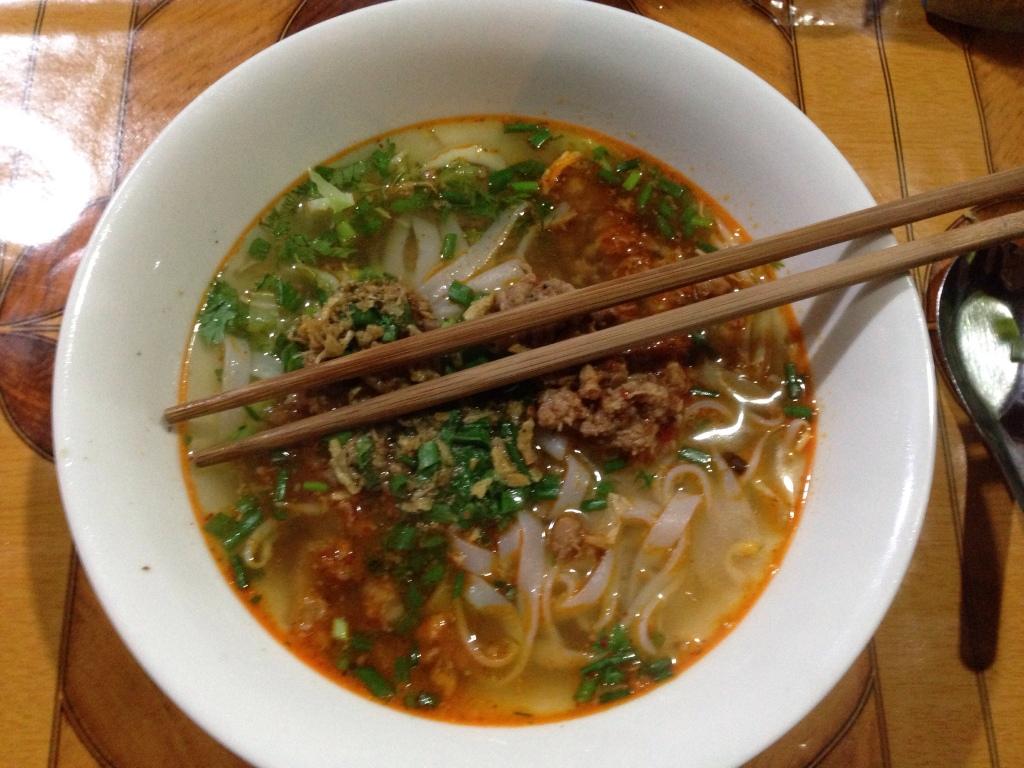 Lao Khao Soy Lao food cuisine nightmarket Luang Prabang
