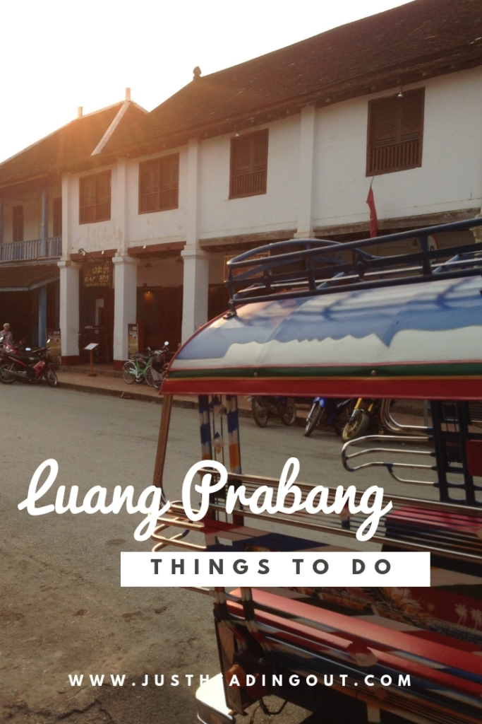 city guide travel guide travel tips things to do Luang Prabang Laos Asia