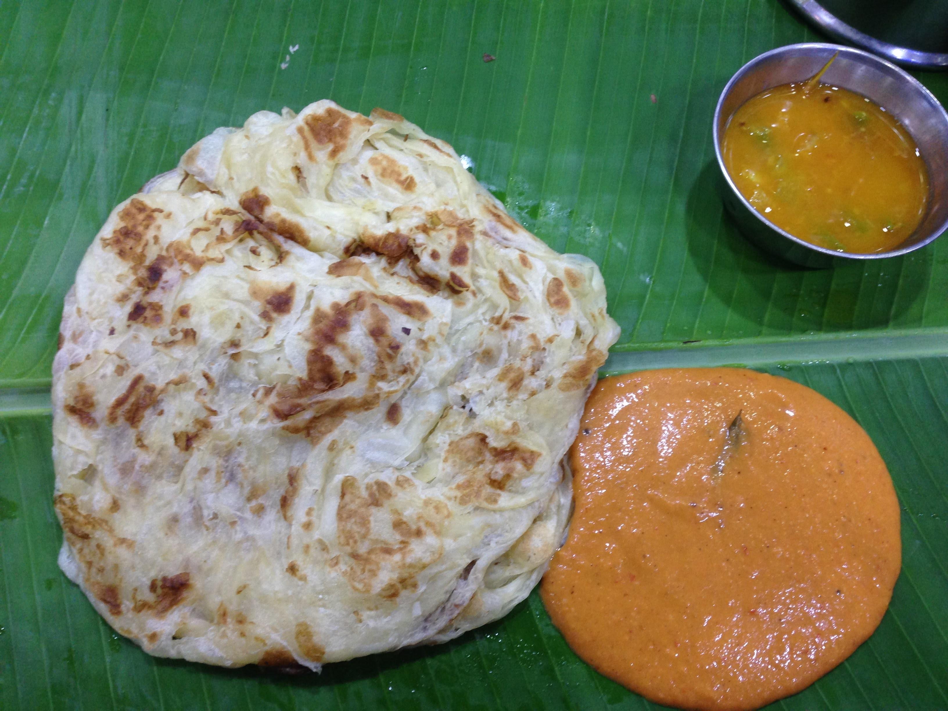 Roti Chanai Malaysia