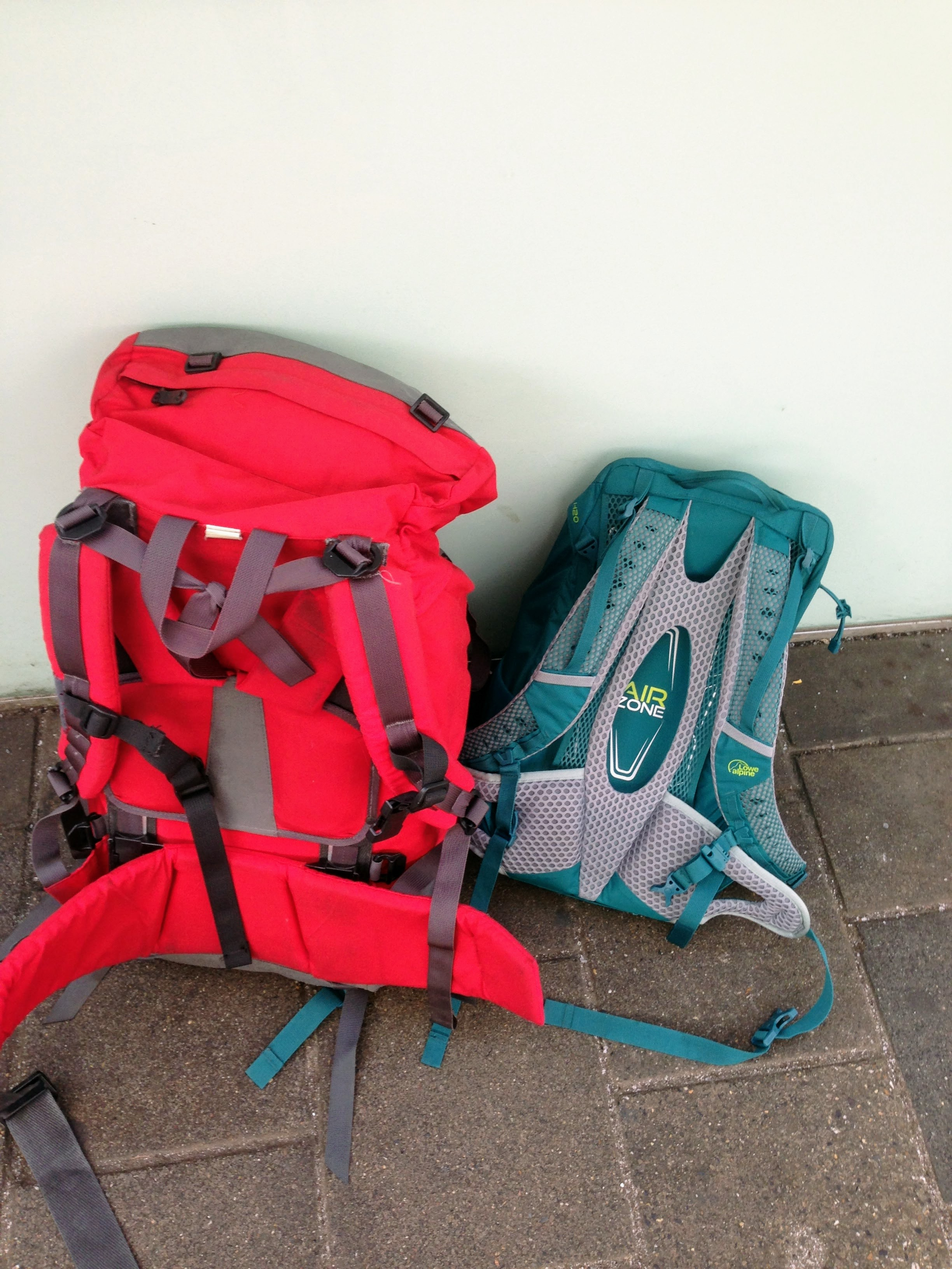 backpacking tips travel tips packing guide backpack