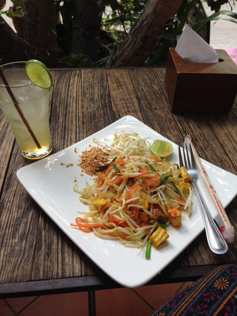 Pad Thai Thailand cuisine food Bangkok