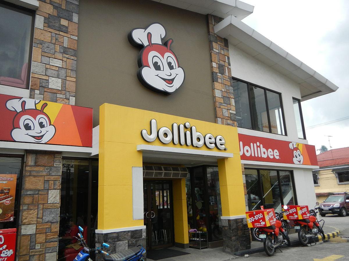 Jollibee Philippines fast food Filipino cuisine