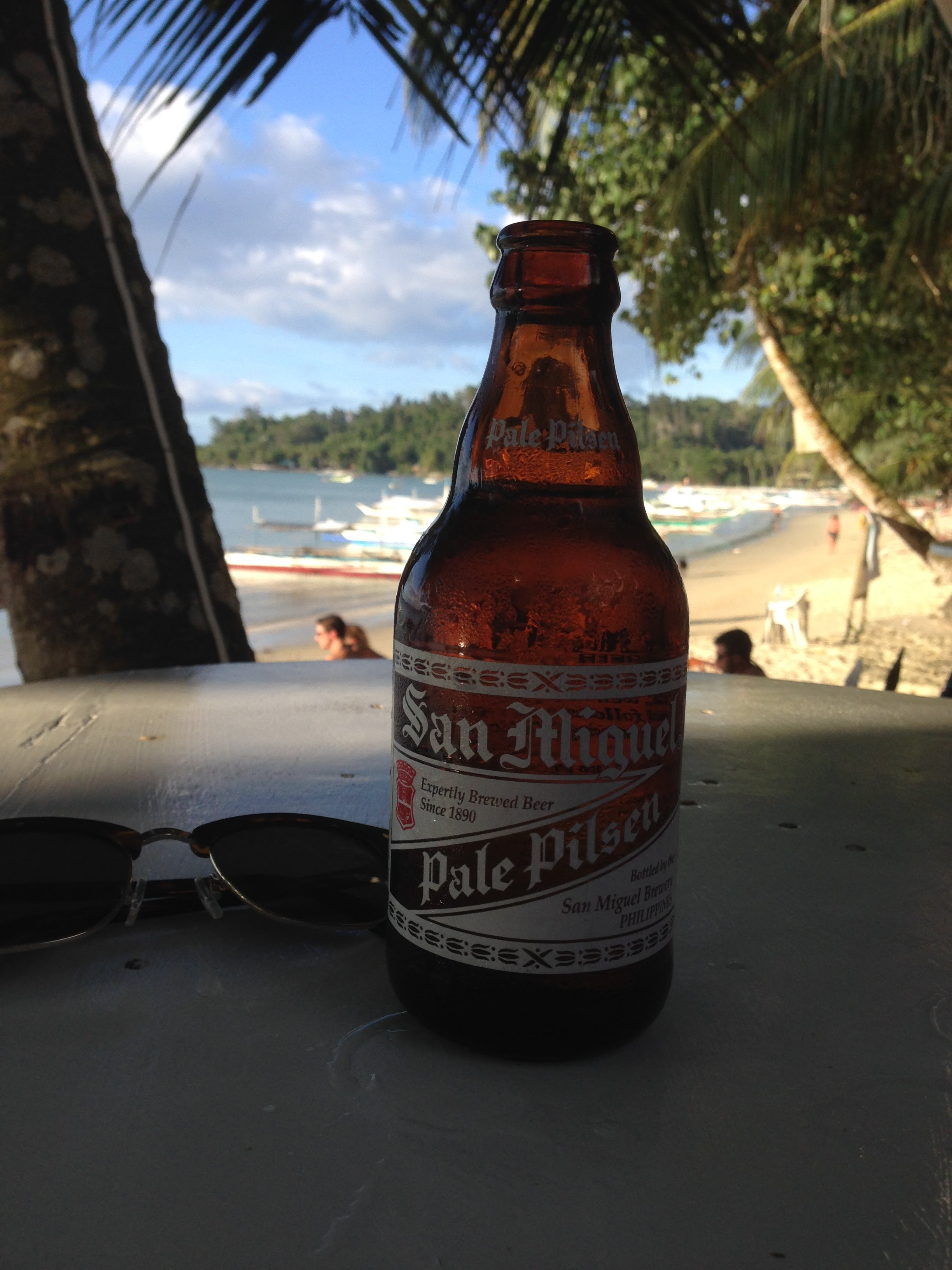 San Miguel Beer Philippines Port Barton