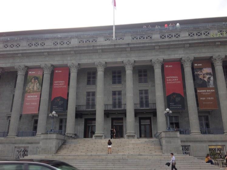 Singapore National Gallery art museum
