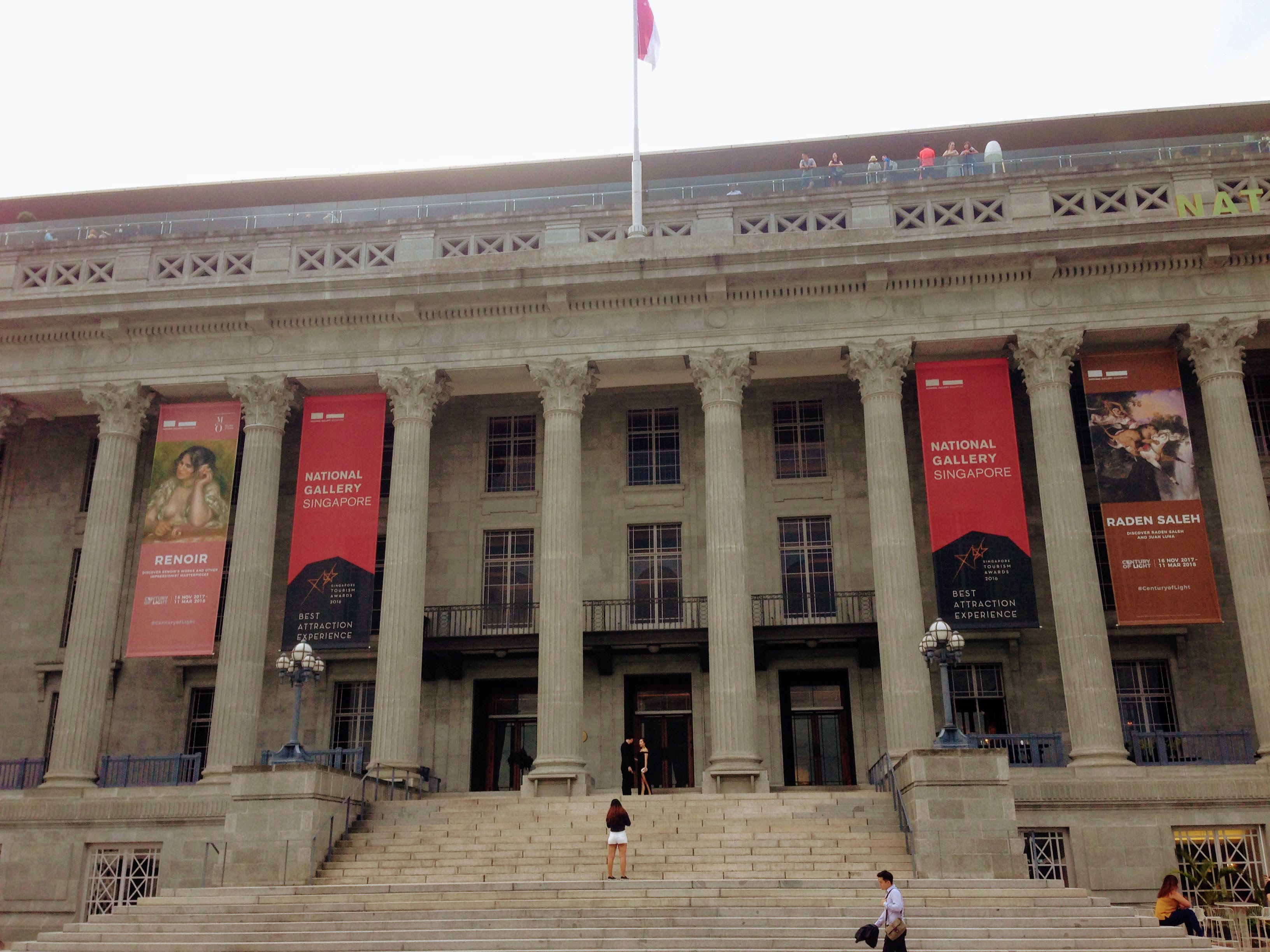 Singapore National Gallery art museum