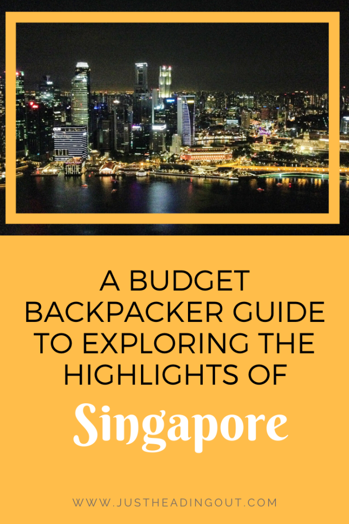 singapore city guide Asia things to do budget travel tips