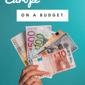 Europe budget travel guide save money travel tips