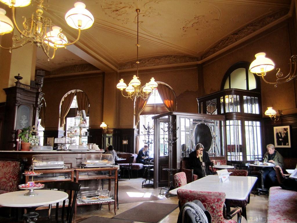 Vienna Coffee House Kaffehaus Wien Austria