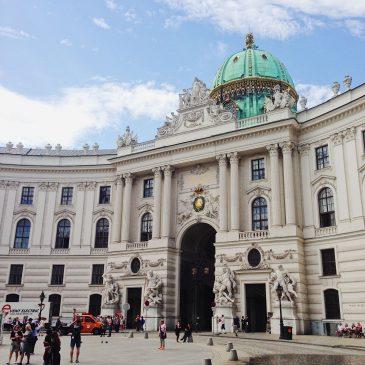 Austria Vienna Hofburg Palace