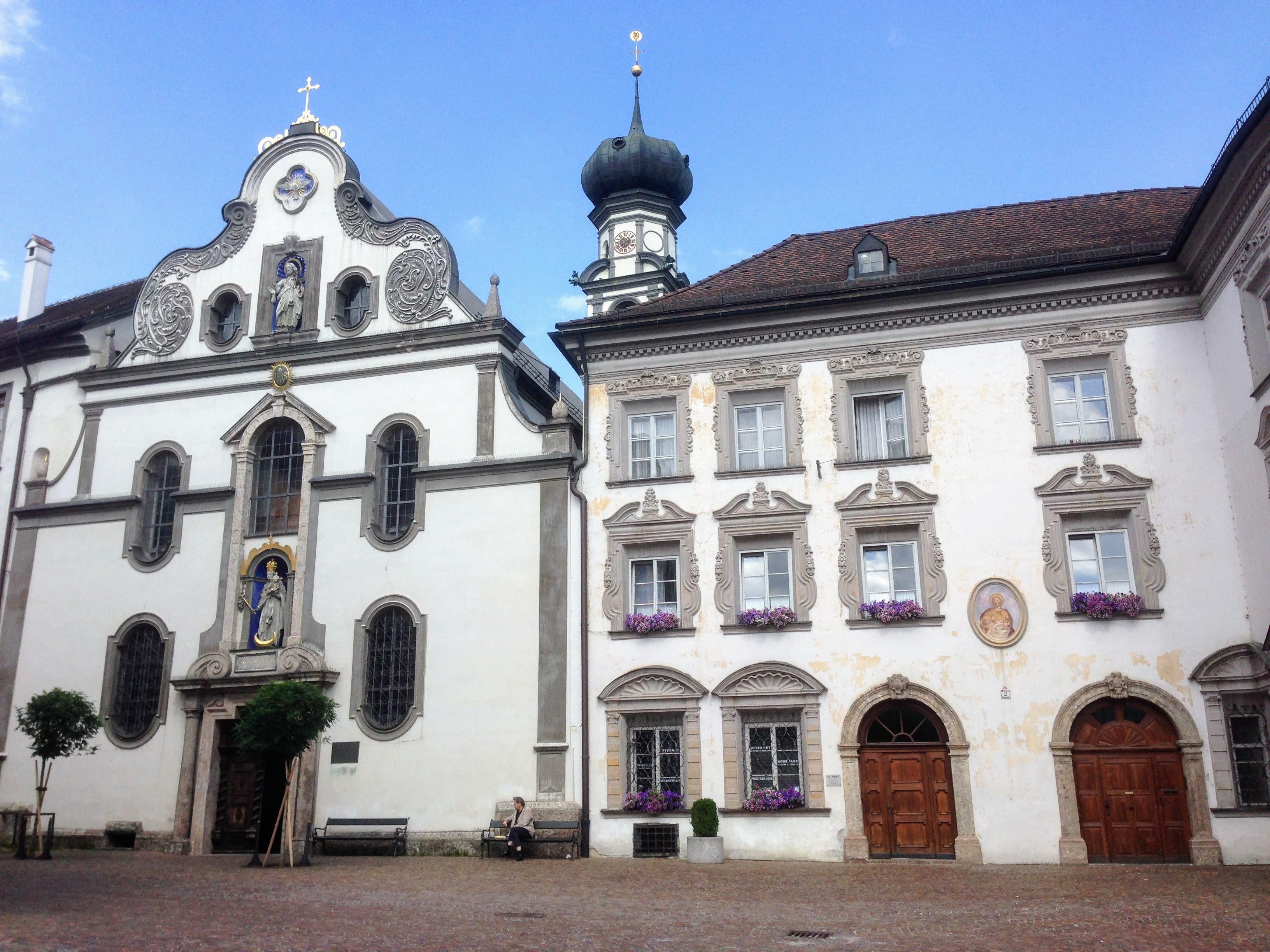 Hall in Tirol Innsbruck Austria