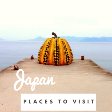 Places to visit in Japan travel guide travel tips Kyoto Tokyo Hiroshima