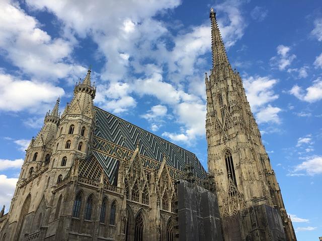 St Stephen Cathedral Vienna Austria