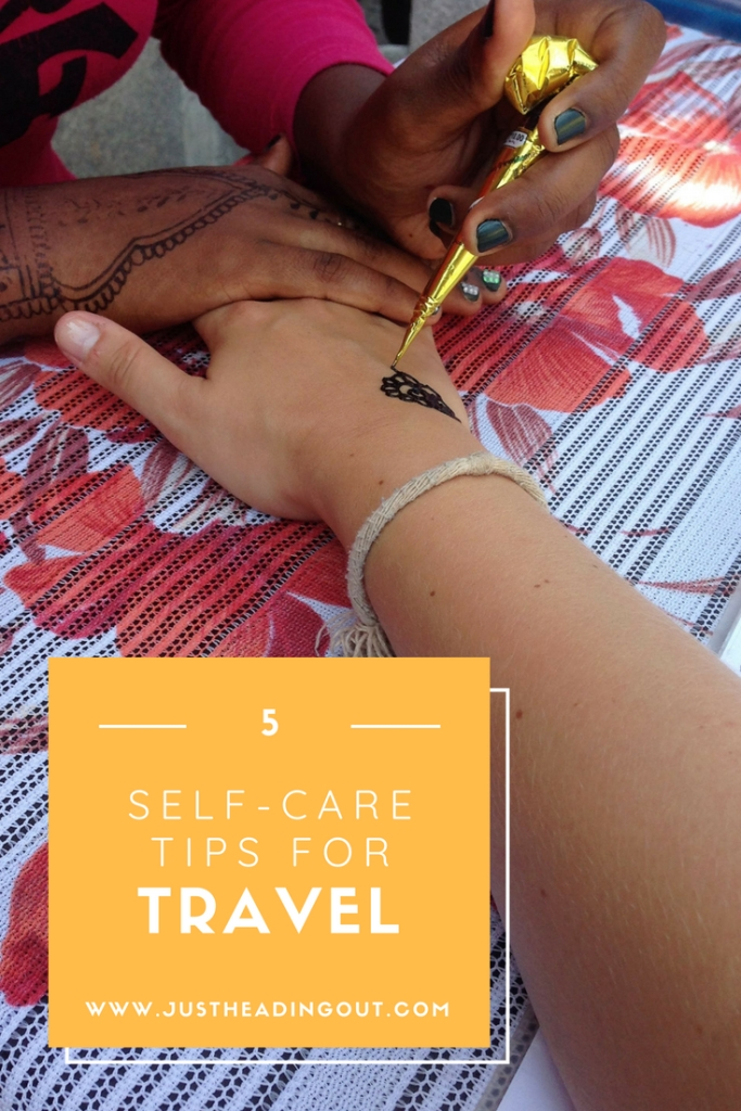 henna tatto george town penang malaysia selfcare travel tips