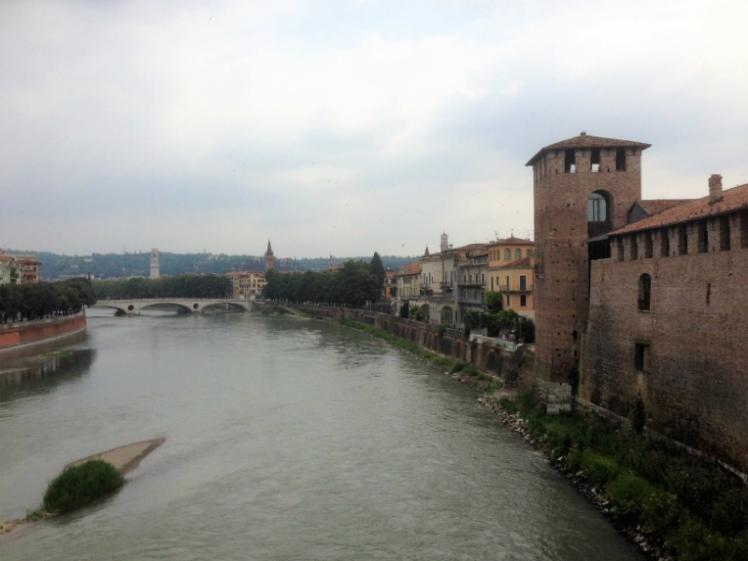Verona Castelvecchio Italy
