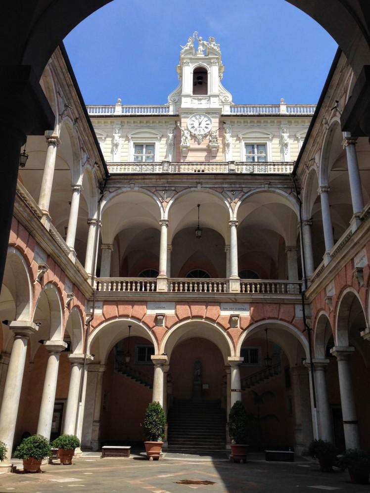 Genova palazzo Italy