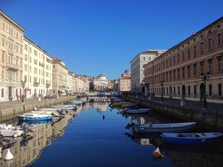 Trieste Italy Venice