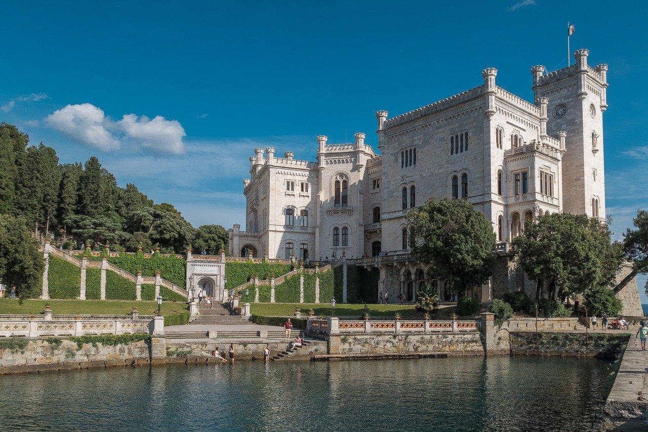 Miramare Palace Trieste Italy