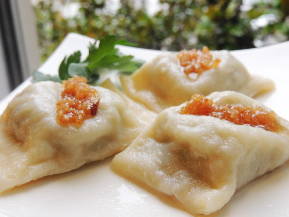 Slovenian dumplings