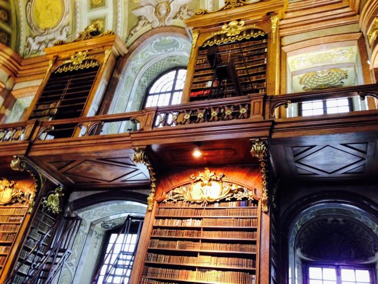 Vienna Palace Royal Library Austria