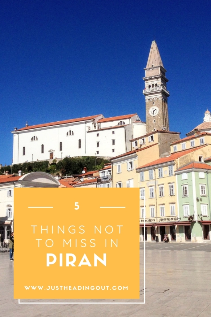 Piran travel guide Slovenia