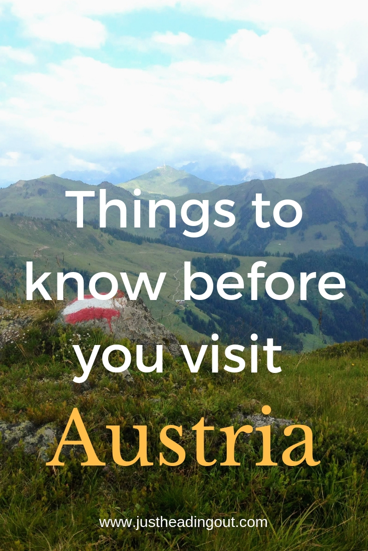 things to know before you visit Austria travel tips