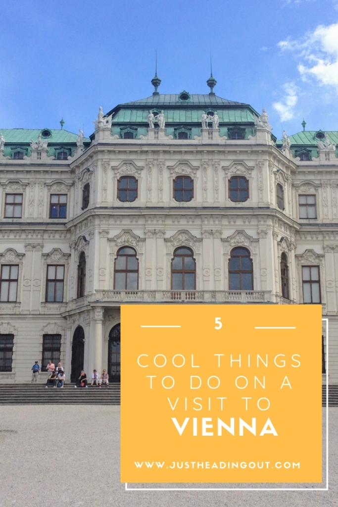 Vienna Austria Belvedere museum things to do travel tips travel guide