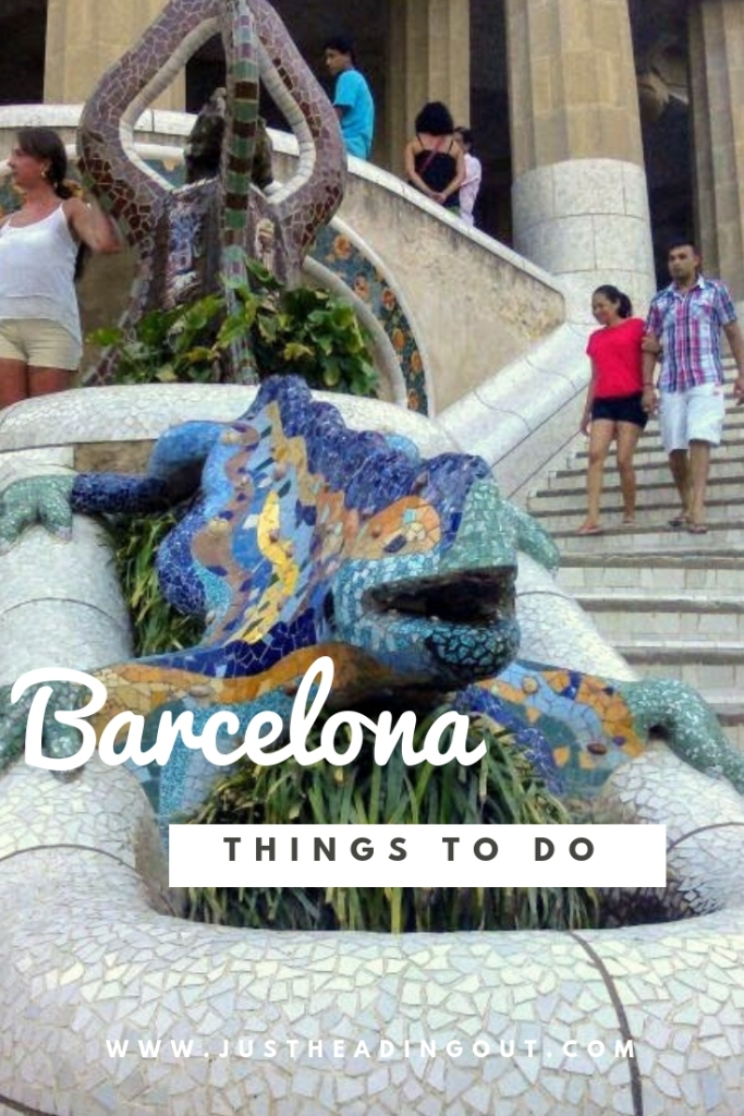 Barcelona Spain Catalan things to do activities sights travel tips itinerary