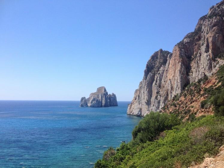 Sardinia Italy coast sea