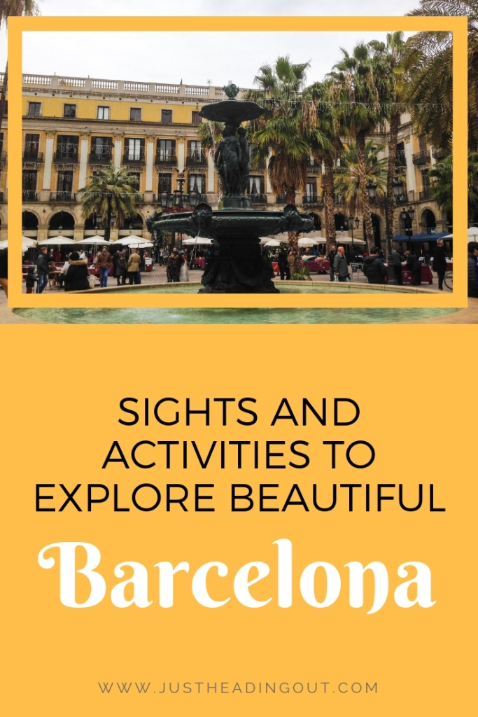 Barcelona Spain things to do travel tips travel guide travel advice sightseeing