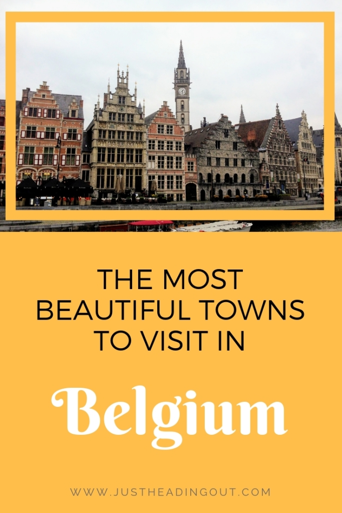 Belgium places to visit beautiful towns travel guide itinerary Gent