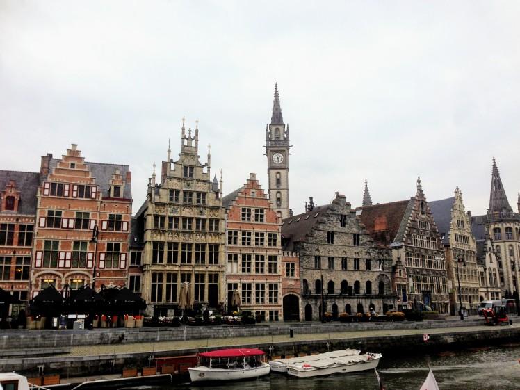 Gent harbor