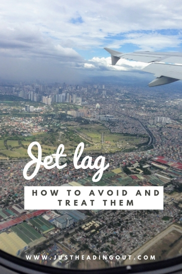 jet lag travel tips advice guide blog airplane