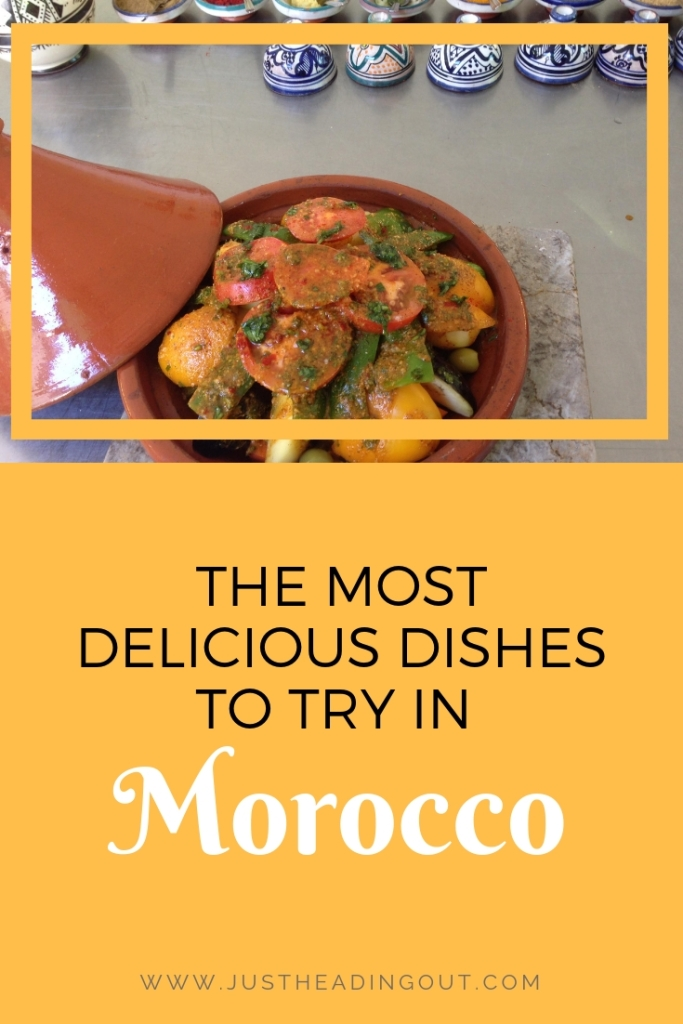 Moroccan food dishes things to eat in Morocco travel guide food guide