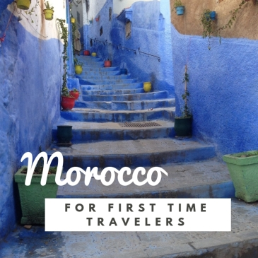Morocco Chefchaouen travel tips travel guide first time visit