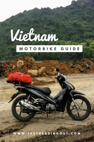 motorbike guide Vietnam Asia scooter backpacking travel tips