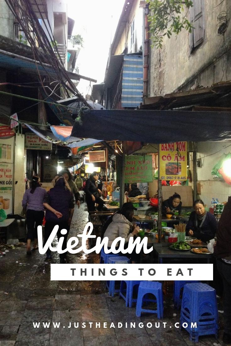 Vietnam Hanoi Street Food Cuisine Travel Guide Tips