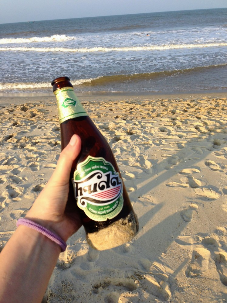 Vietnam Hue Beer Huda Beach