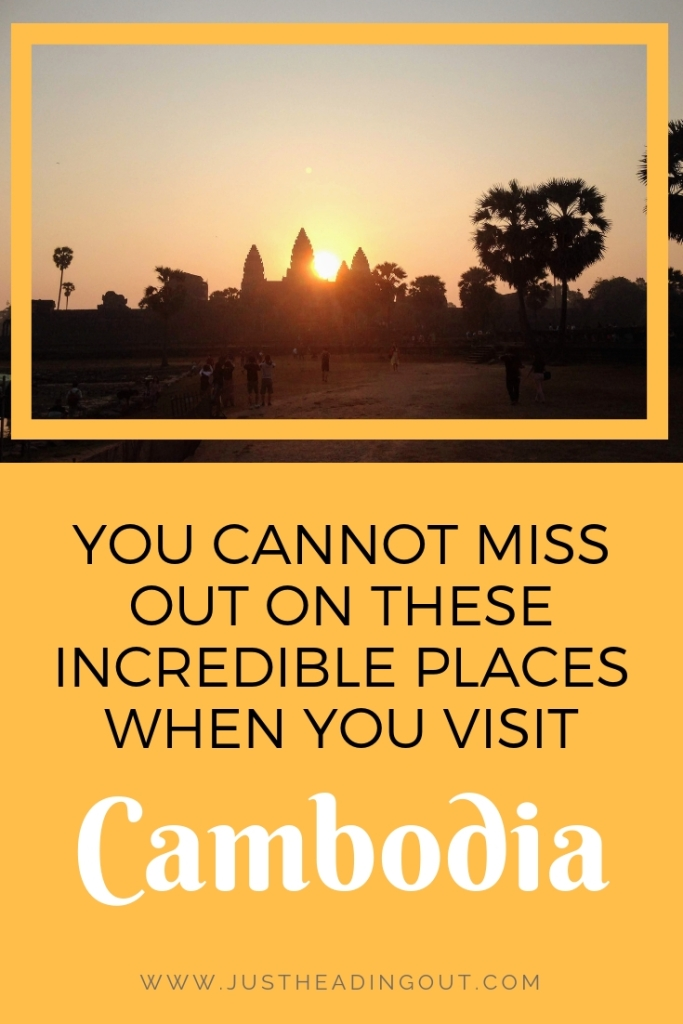 Cambodia travel guide Siem Reap Angkor Wat