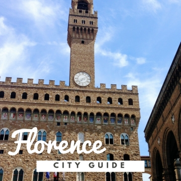 Florence Italy Firenze city guide travel guide travel tips things to do activities itinerary