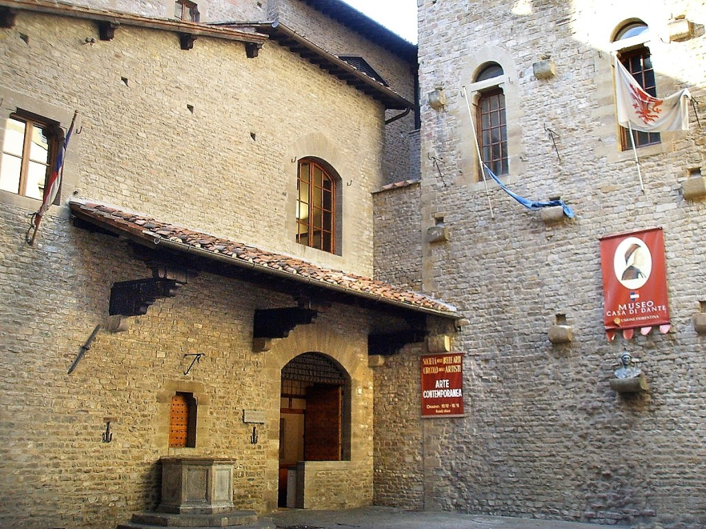 Casa di Dante Dante's House museum Italy Firenze Italia city guide travel tips recommendations activities things to do things to see