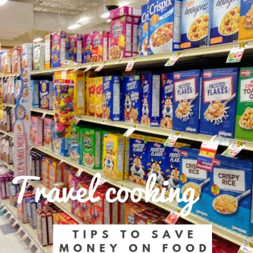 travel tips travel advice food cheap healthy meals backpacking hostel cooking money saving budget travel