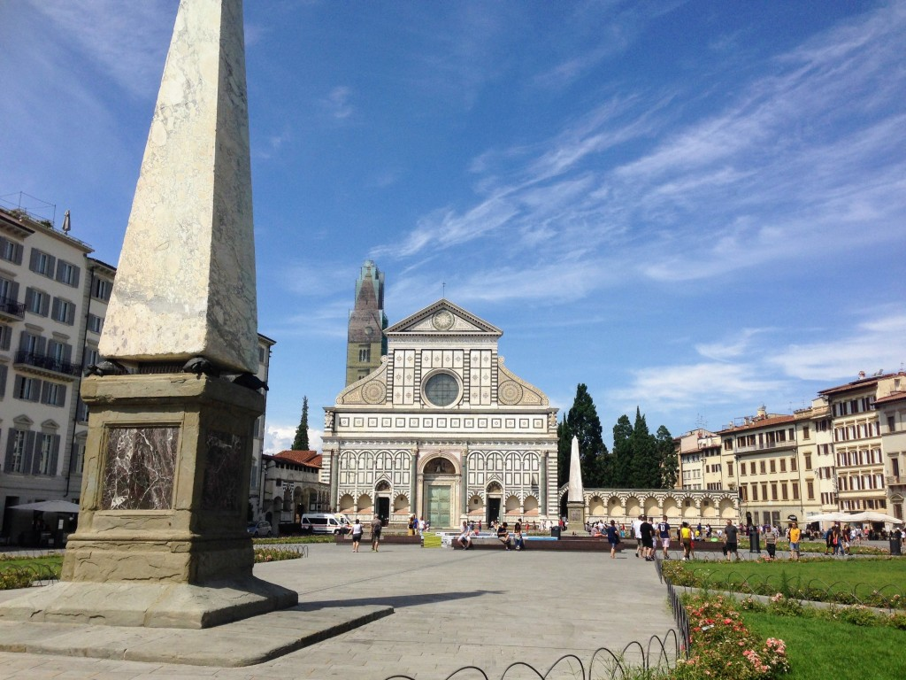Santa Maria Novella Florence Italy Firenze Italia city guide travel tips recommendations activities things to do things to see
