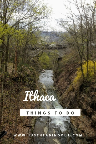 Ithaca New York USA things to do things to see travel guide tips itinerary