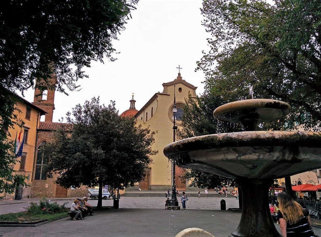 Santo Spirito Florence Italy Firenze Italia city guide travel tips recommendations activities things to do things to see
