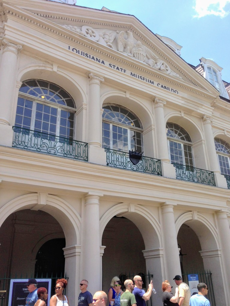New Orleans French Quarter Louisiana USA travel tips city guide things to do Cabildo Museum