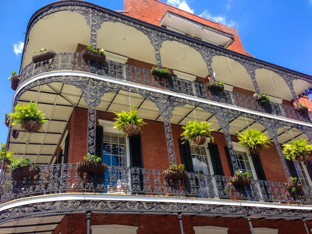 New Orleans French Quarter Louisiana USA travel tips city guide things to do